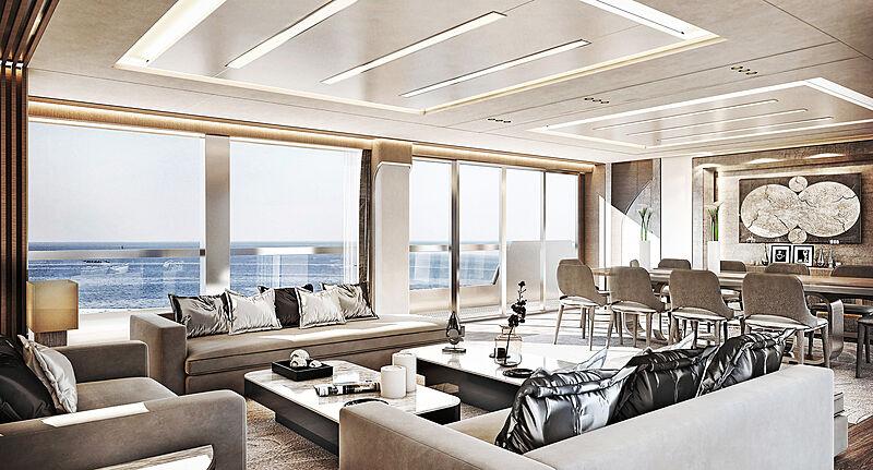 Atlante Classic 37 interior design