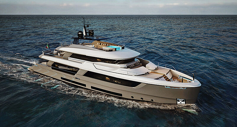 Atlante Classic 37 exterior design