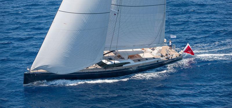 HEVEA yacht Southern Wind