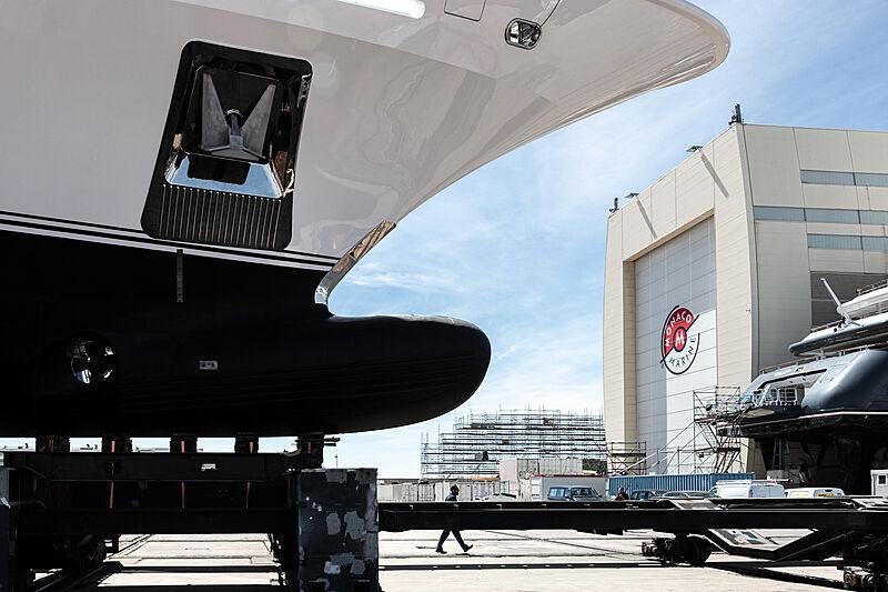 Formosa yacht in-build