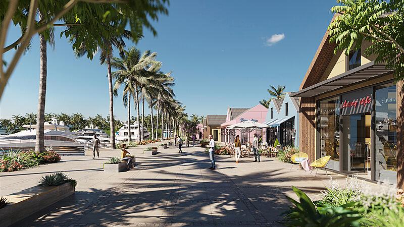 Porto Habacoa rendering