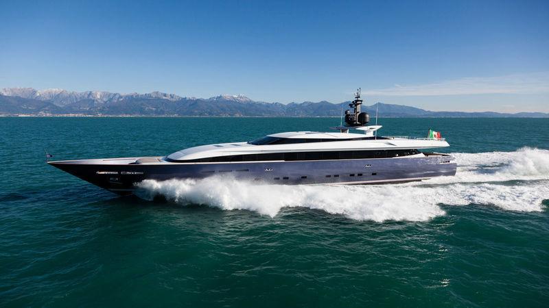 PACHAMAMA yacht Baglietto