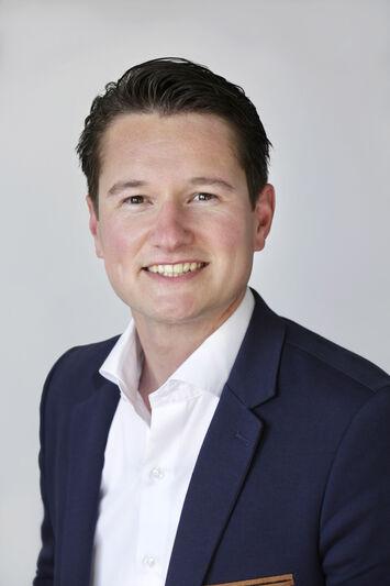 Robert van Tol Executive Director Water Revolution Foundation