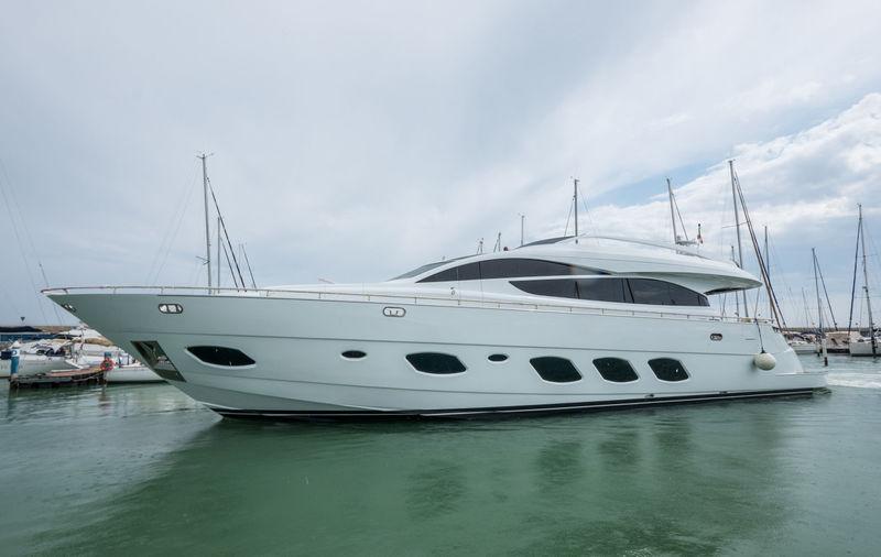 FILIPPETTI F93 yacht Filippetti Yacht