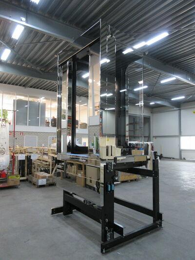 Lift Emotion elevator in build