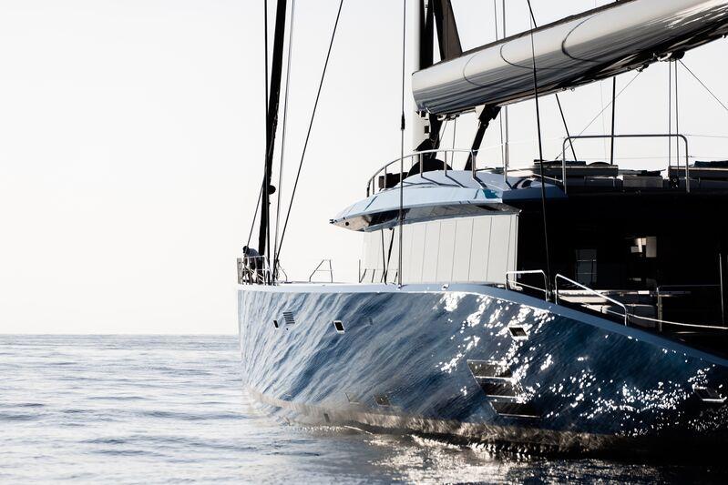 Better Place yacht by Wally in Monaco