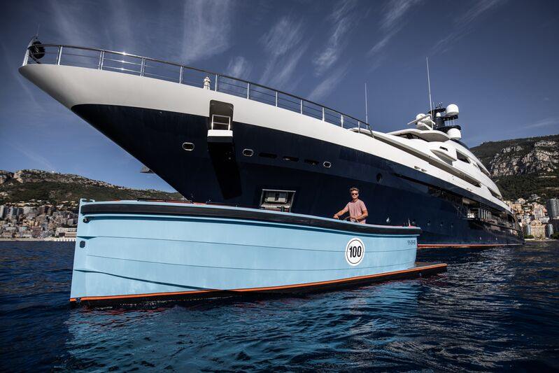 Tranquility yacht by Oceanco in Monaco