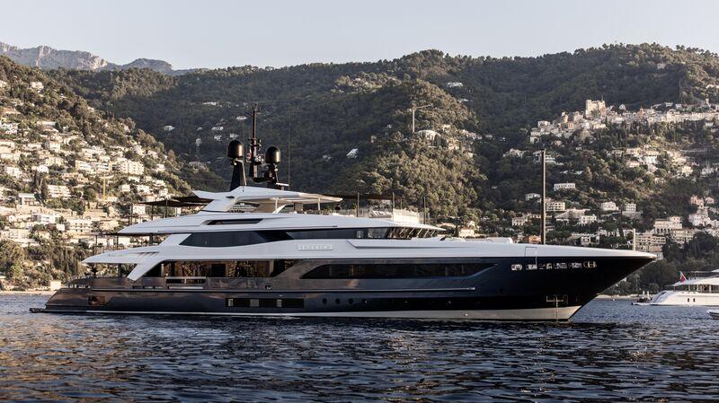 Severinºs yacht by Babliettio in Monaco