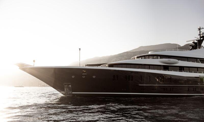 Phoenix2 yacht by Lürssen in Monaco