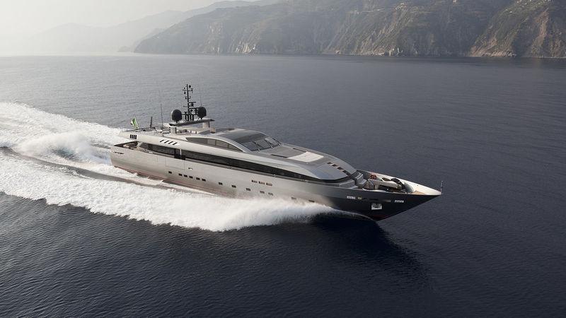 MONOKINI yacht Baglietto