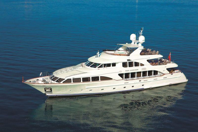 BUNTY yacht Benetti