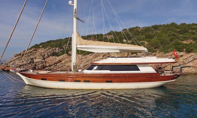 Daglarca anchored