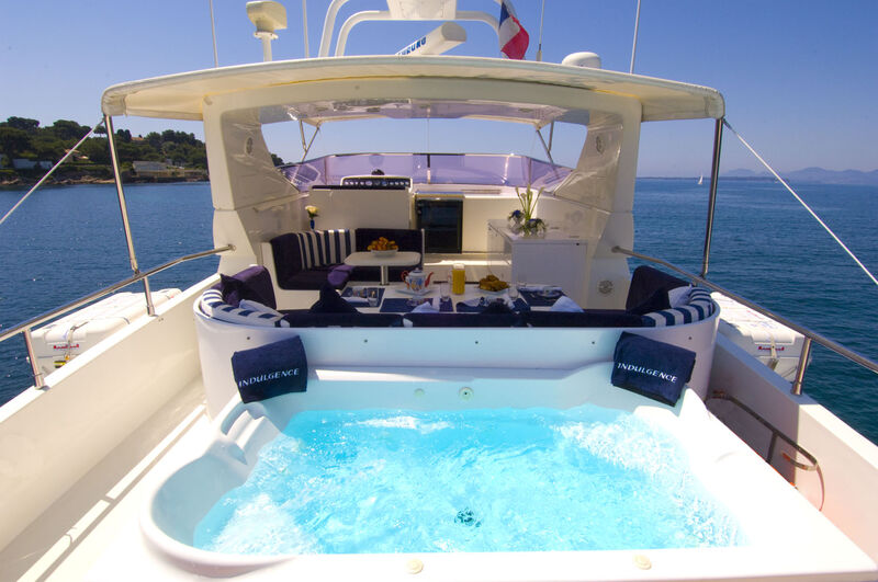 Indulgence of Poole yacht pool