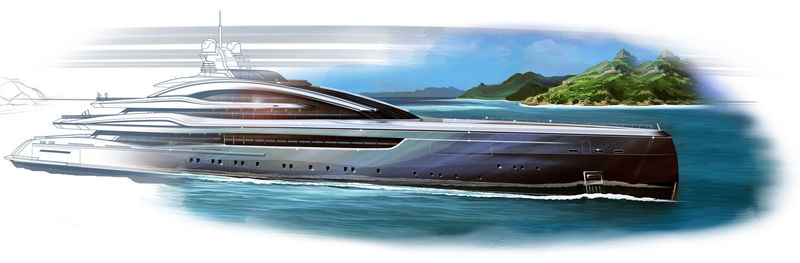 Hydrotec Marine Crossbow Concept Renderings