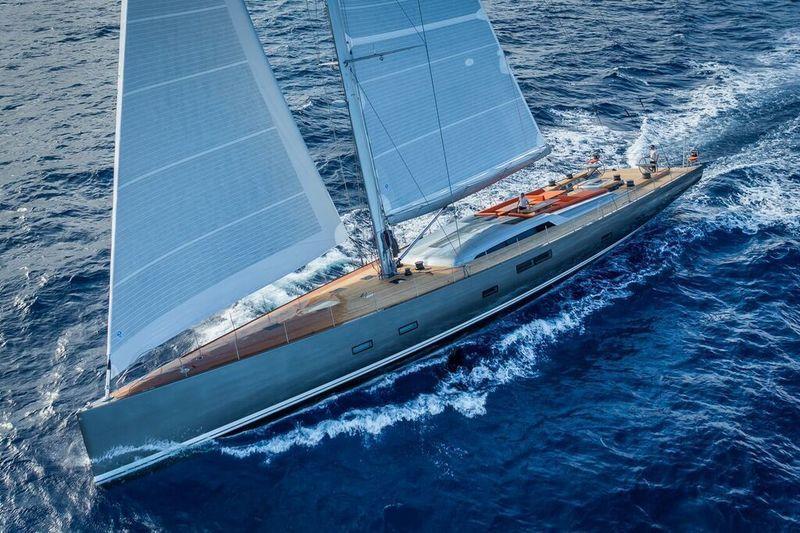 Nikata sailing