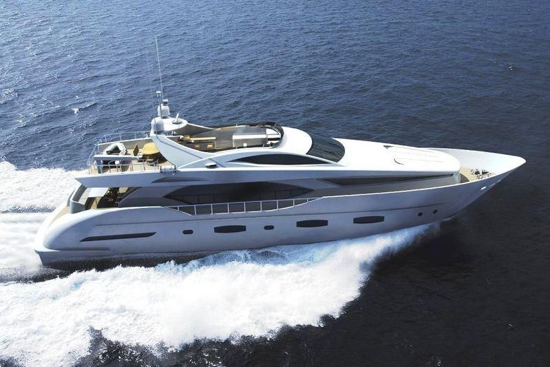 SUNRISE yacht IAG