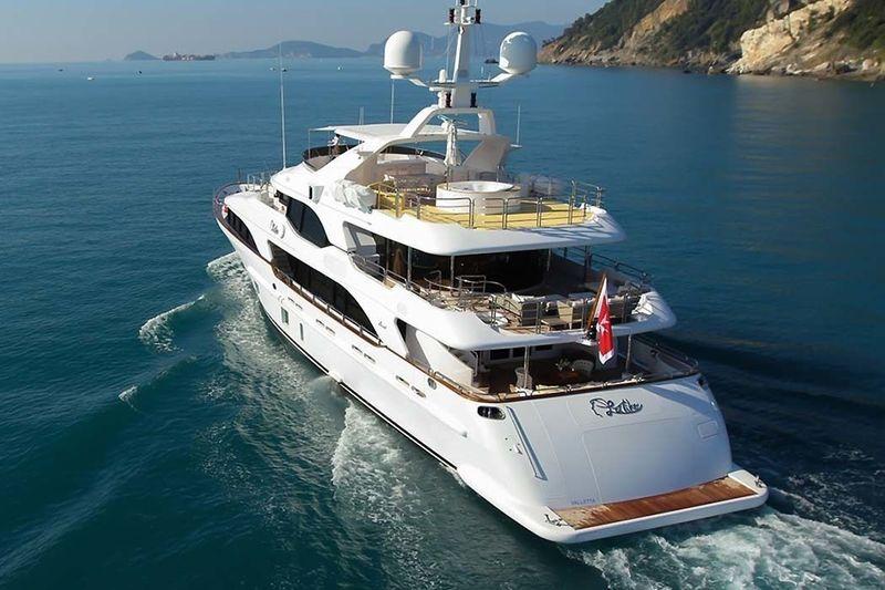 LATIKO yacht Benetti