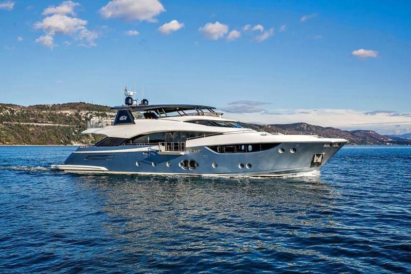 SERENDIPITY yacht Monte Carlo