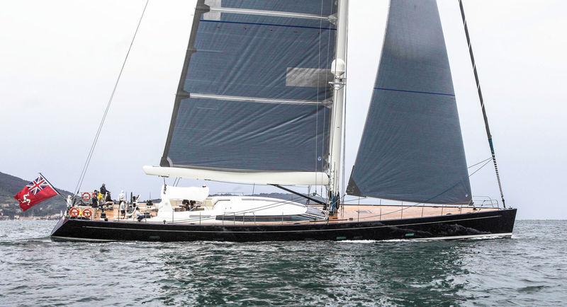 DAHLAK yacht Perini Navi