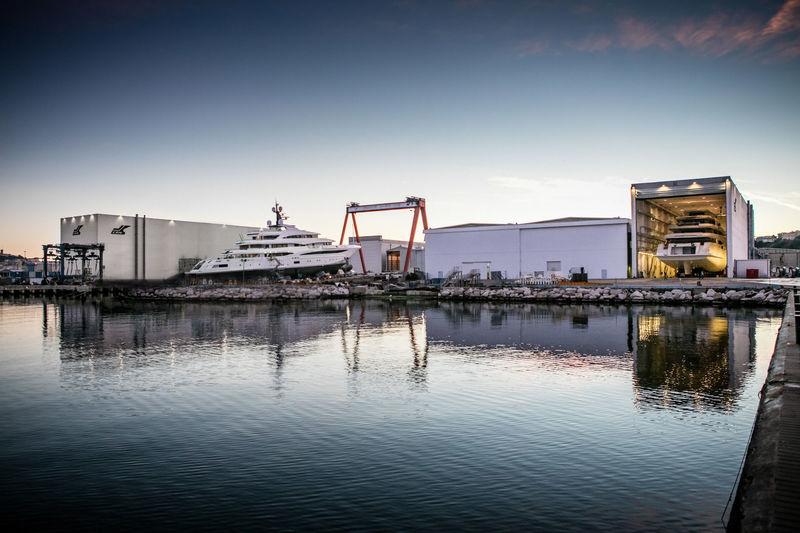 CRN Shipyard in Ancona