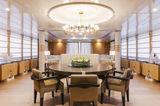 Amore Mio II dining room