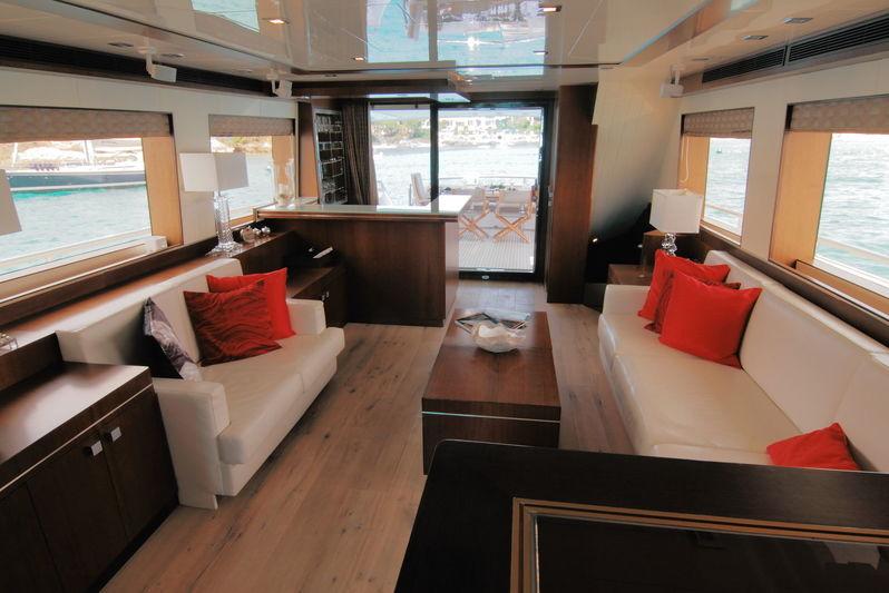 MOON yacht Horizon