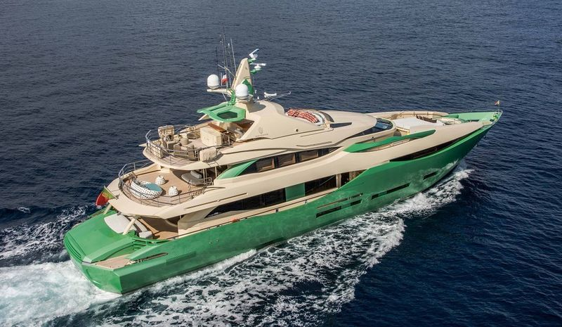 Bibich Too by Peri Yachts