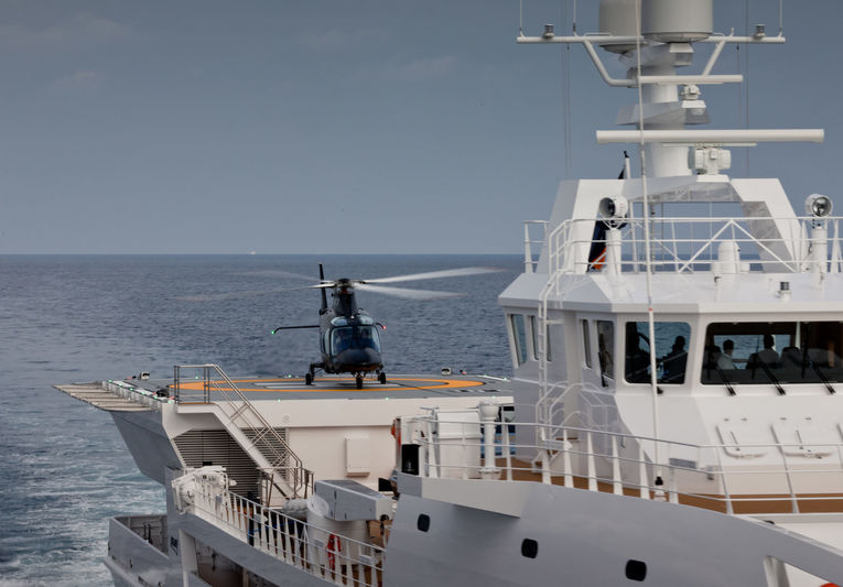 Game Changer with Leonardo's AW109 GrandNew helicopter