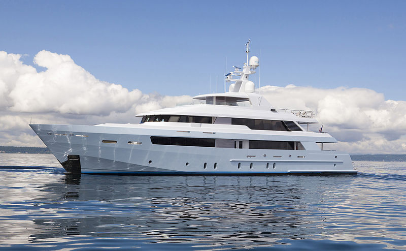 TIME FOR US yacht Delta Marine