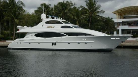 24 KARAT yacht Lazzara