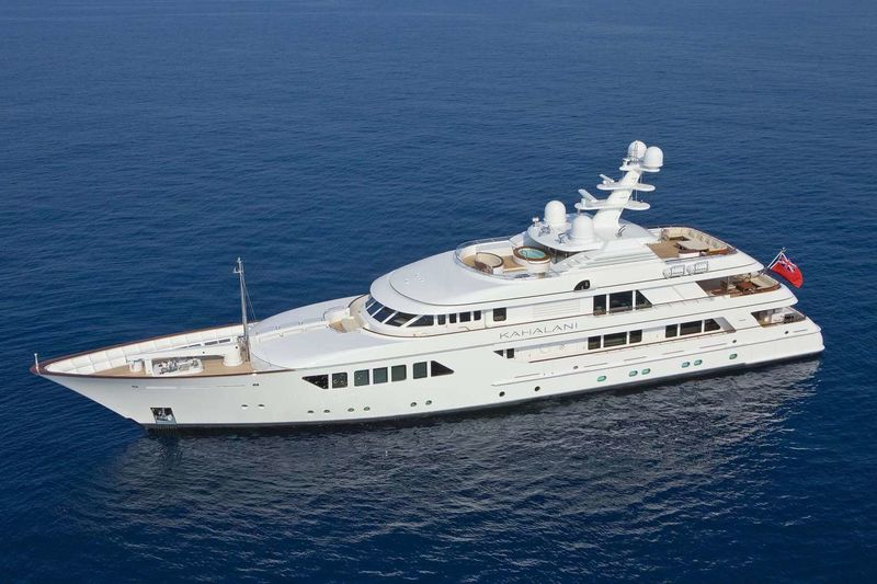 KAHALANI yacht Feadship