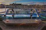 Atlante exterior sun deck spa pool