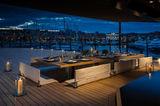 Atlante upper aft deck