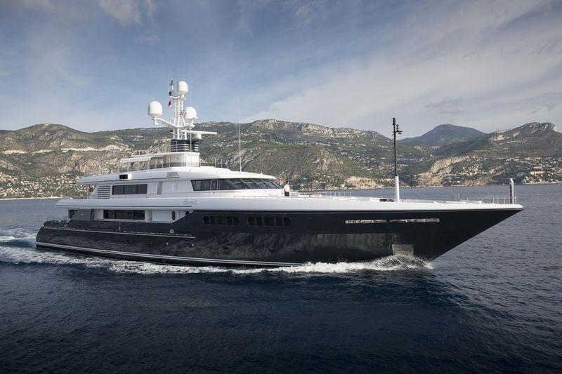EMERALD yacht Codecasa