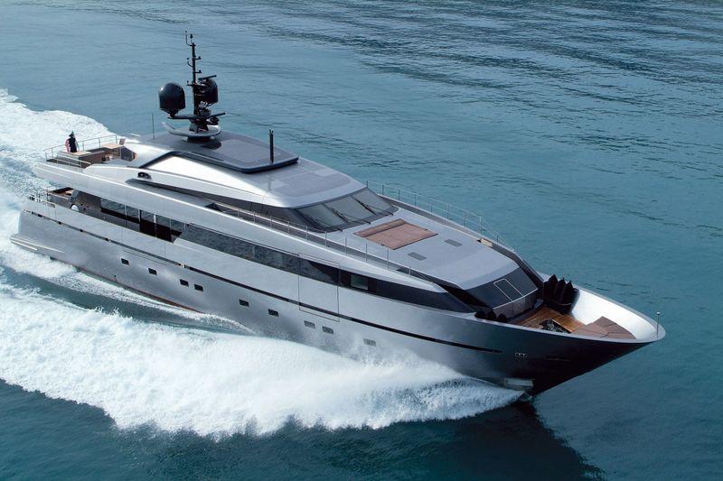 4A yacht Sanlorenzo
