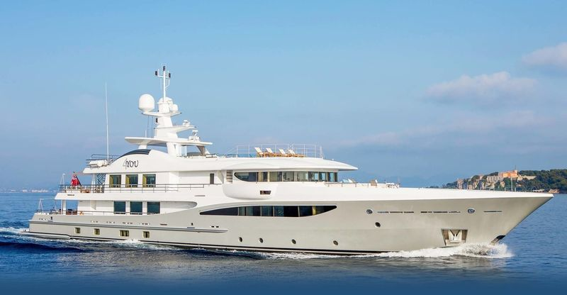 4YOU yacht Amels