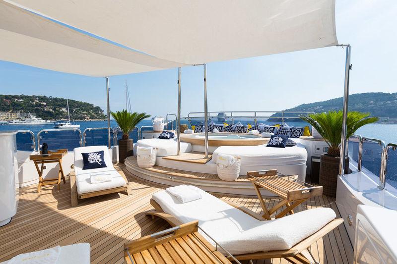Bina sun deck