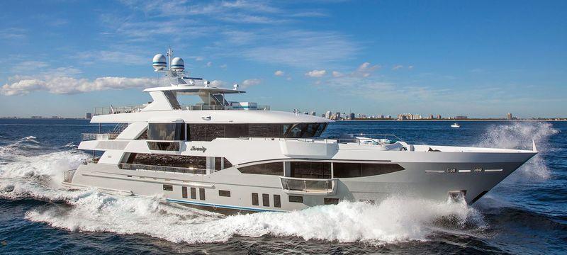 Serenity by IAG Yachts