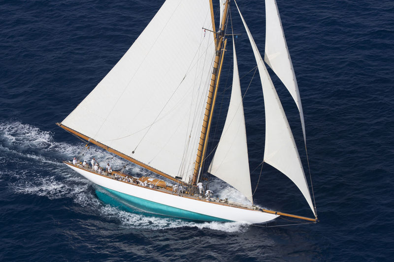 MARIQUITA yacht William Fife & Sons