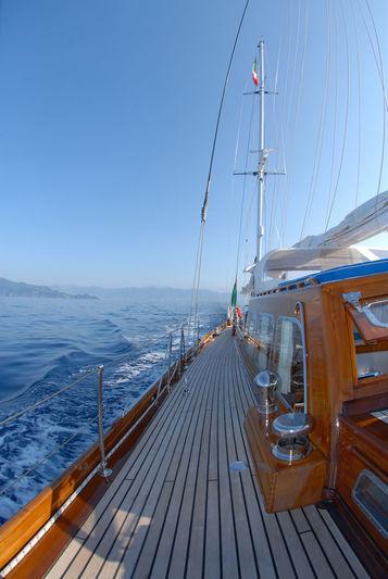 Gitana IV by Sangermani deck