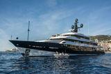 Falcon Lair anchored off Monaco