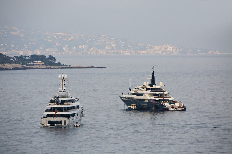 Global and Alfa Nero with tenders