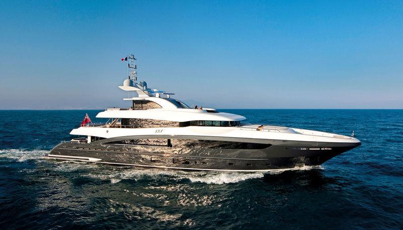 SKY yacht Heesen