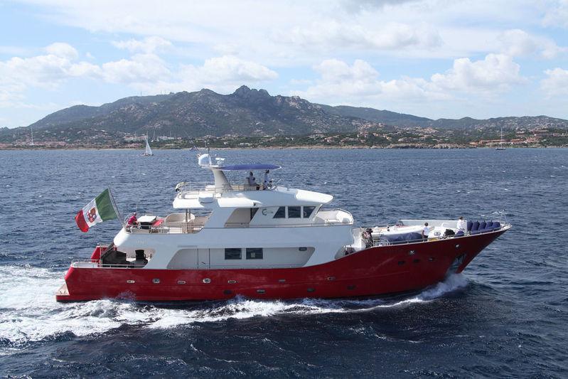 DUCA DI CASTIGLIA VI yacht Cantiere Navale Ippolito
