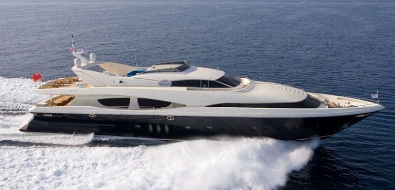 FAMARE yacht Cantieri Navali Rizzardi