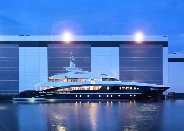 MY LOYALTY yacht Heesen