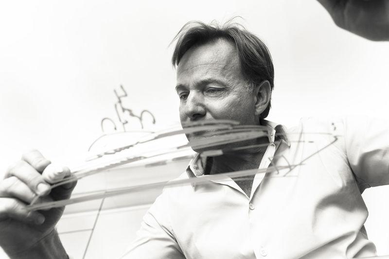 Espen Oeino at work