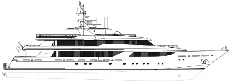 CALEX yacht Westport