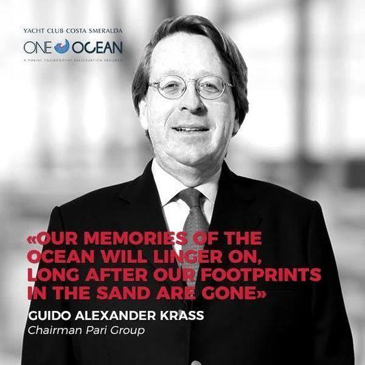 Alexander Krass on One Ocean initiative