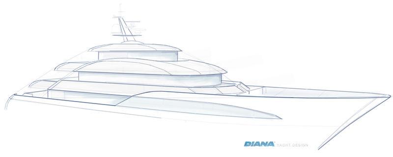 Bluebird 55m concept